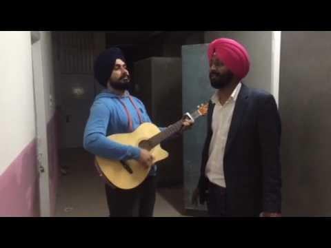 Laembadgini Diljit Dosanj Guitar Cover