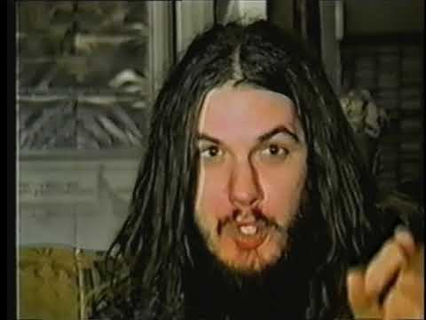 Necrophagia - Bonus Clip Rushes Rehearsals 2001