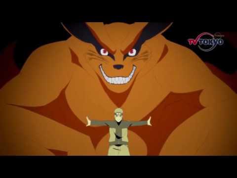 NARUTO AND KURAMA  the true friendship  AMV HD
