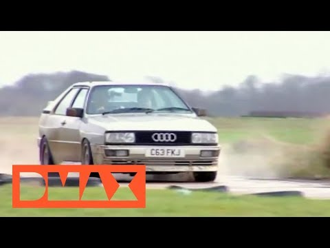 Gebrauchtwagen-Profis - Quattro-Erlebnis