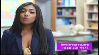 Degrassi: Dating Abuse PSA with Melinda Shankar