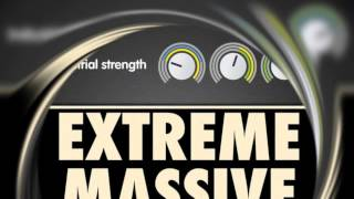Cinematic Massive Presets - Industrial Strength Records Extreme Massive