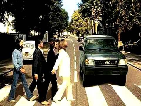 Abbey Road  The End