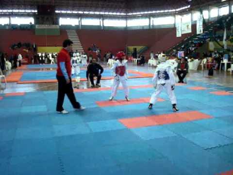 Luta Pietro Taekwondo Porto Alegre Open 2012