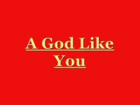 Kirk Franklin-A God Like You