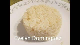 How to make Medium Rice Step by Step