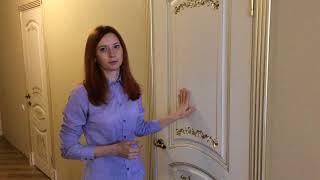 видео Классические межкомнатные двери: фото, как выглядят белые полотна в интерьере
