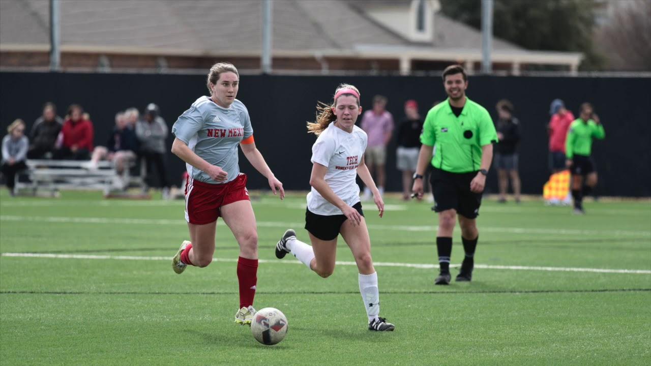 UNM Women's Club Soccer Recruitment Video