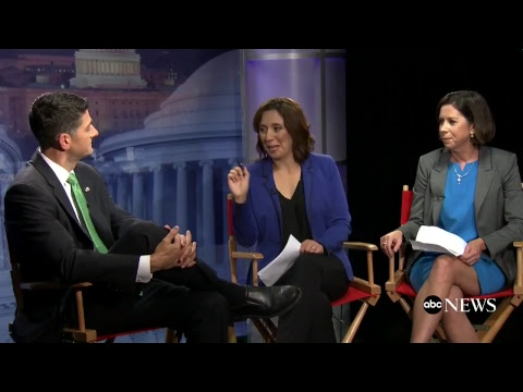 House Speaker Paul Ryan interview on tax reform and other policy issues on AP's 'Newsmakers' series