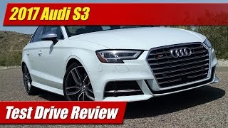 2017 Audi S3: Test Drive Review