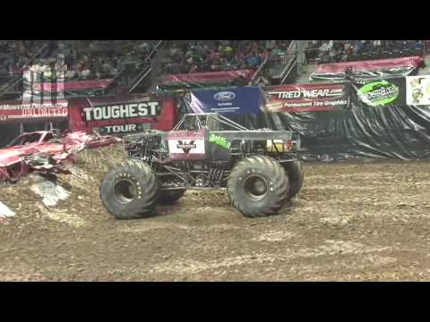 TMB TV: Monster Trucks Unlimited 8.6 - Toughest Monster Truck Tour - Lafayette, LA