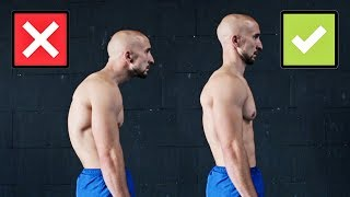 Improve Your Posture | 3 Exercises Only!
