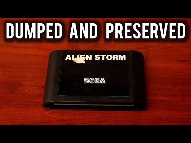 I dumped a one of a kind SEGA Genesis Prototype Cartridge | MVG