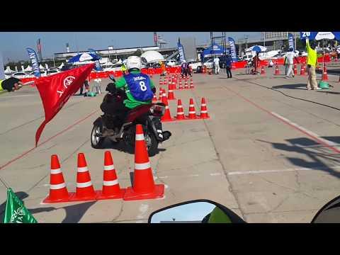 Test Driving Yahama Tricity (ยามาฮ่า ทริซิตี้)