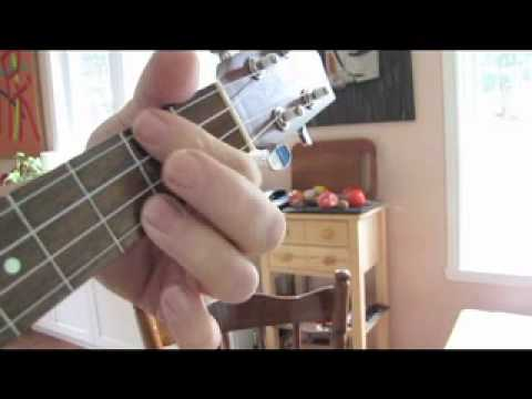 By The Light Of The Silvery Moon Ukulele Chords Youtube