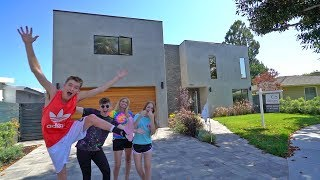 WE'RE MOVING NEXT TO JAKE PAUL!?