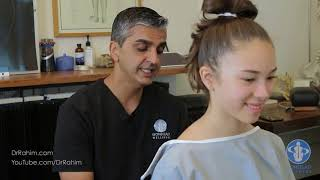 Flexible Ballet Dancer With Spine and Knee Issues Gets Adjusted with Dr. Rahim