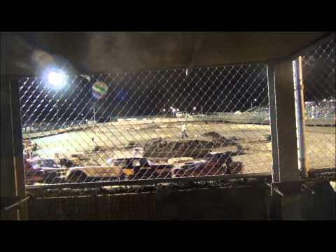 Warren County Speedway Open Main 9 26 15