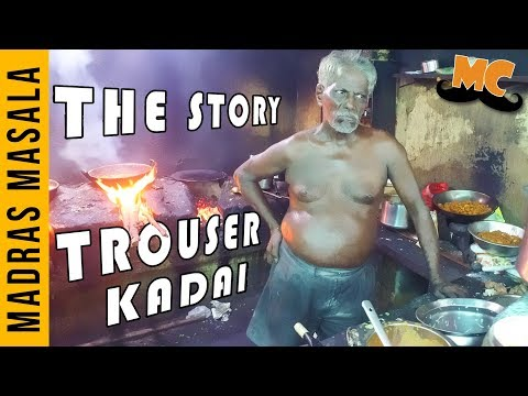 download The Story of Trouser Kadai | Madras Masala Epi 15 | Food Feature | Madras Central