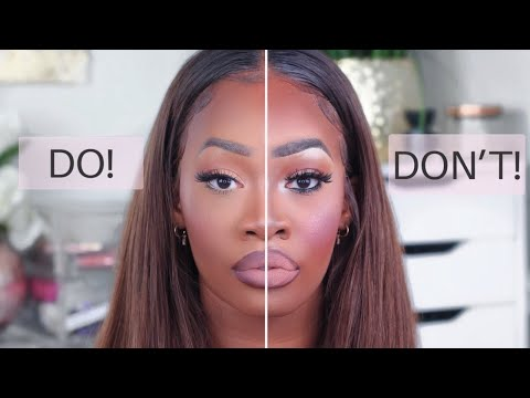 MAKEUP MISTAKES TO AVOID | Maya Galore - YouTube