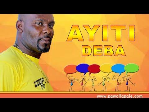 AYITI DEBA - Lundi 24 septembre 2018 /Ann debat yon lòt jan