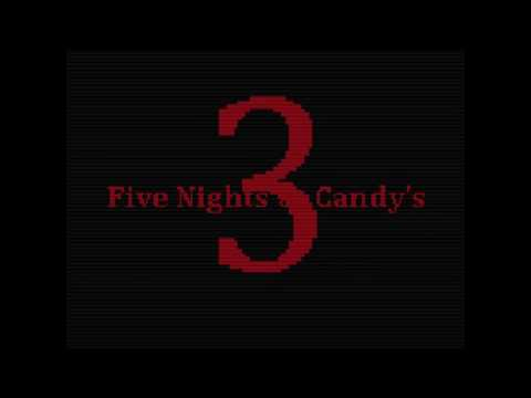 Five Nights at Candy's 3 Minigame Teaser Trailer