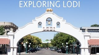 Exploring Lodi, CA: Wineries, A&W Root Beer, Kayaking & Ice Cream