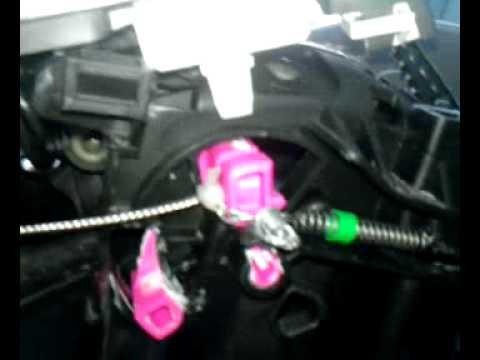 2007 Chrysler Sebring pink gear shift lock YouTube