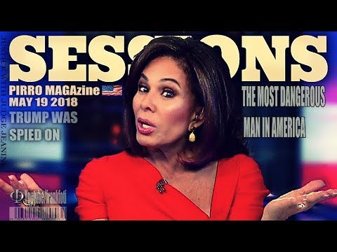Judge Jeanine Pirro Rips Jeff Sessions A New One