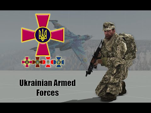 Ukrainian Armed Forces addon overview