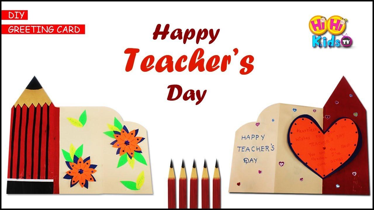 Teachers day card handmade greeting card teachers day diy teachers day card handmade greeting card teachers day diy teachers day greeting card m4hsunfo