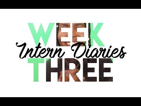 Intern Diaries @ 94.7 The Pulse - Week 3