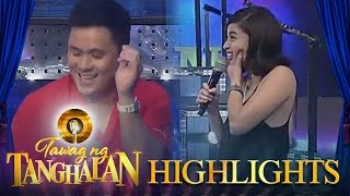 Tawag ng Tanghalan: Anne's jaw hurt from laughing