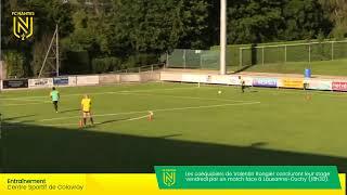 LIVE - L'entraînement du jour en direct vidéo