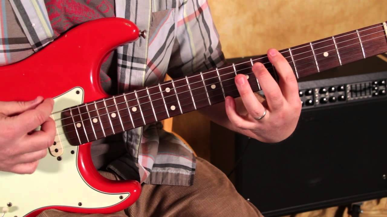 How To Play Otherside By Red Hot Chili Peppers On Guitar Tutorial