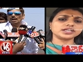 Anam Vivekananda Reddy Satires On TDP MLA Roja | Teenmaar News | V6 News