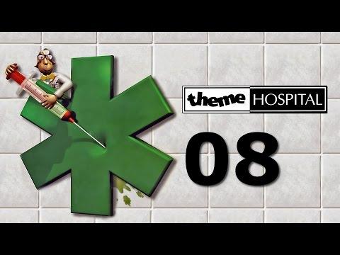 Theme Hospital 08 – Facharztmangel [GERMAN DEUTSCH]   Let's Play   Gameplay