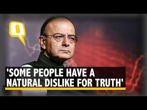 Arun Jaitley Responds to Allegations Made By Rahul Gandhi on Rafale Deal