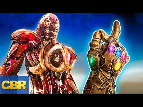 MCU Phase 4: Every Infinity Stone That Could Appear and WHERE