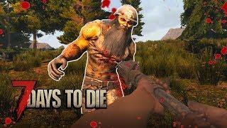 ¿SOBREVIVIRÉ AL APOCALIPSIS ZOMBIE? | 7 Days to Die #1 (Alpha 18)