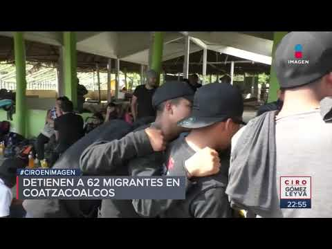 Detienen a migrantes en camión apócrifo de Danone | Noticias con Ciro Gómez Leyva