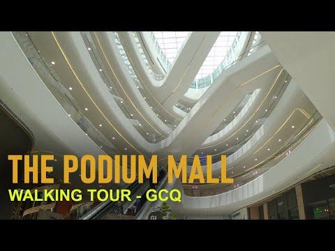 Podium Mall Walking Tour Ortigas Center Philippines 2020