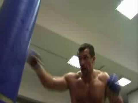 Mirko Crocop - training 2008