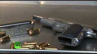 «Очумелые ручки»: 3D-печать оружия в США может выйти из-под контроля(Имея несколько тысяч долларов на покупку 3D-принтера и доступ к Интернету, сегодня любой человек может распе..., 2013-11-28T12:45:58.000Z)