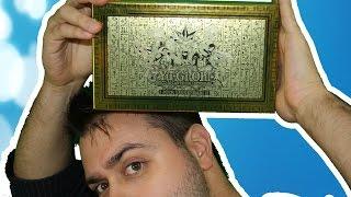 Yu Gi Oh Apertura I Deck Leggendari 2 Epica Youtube