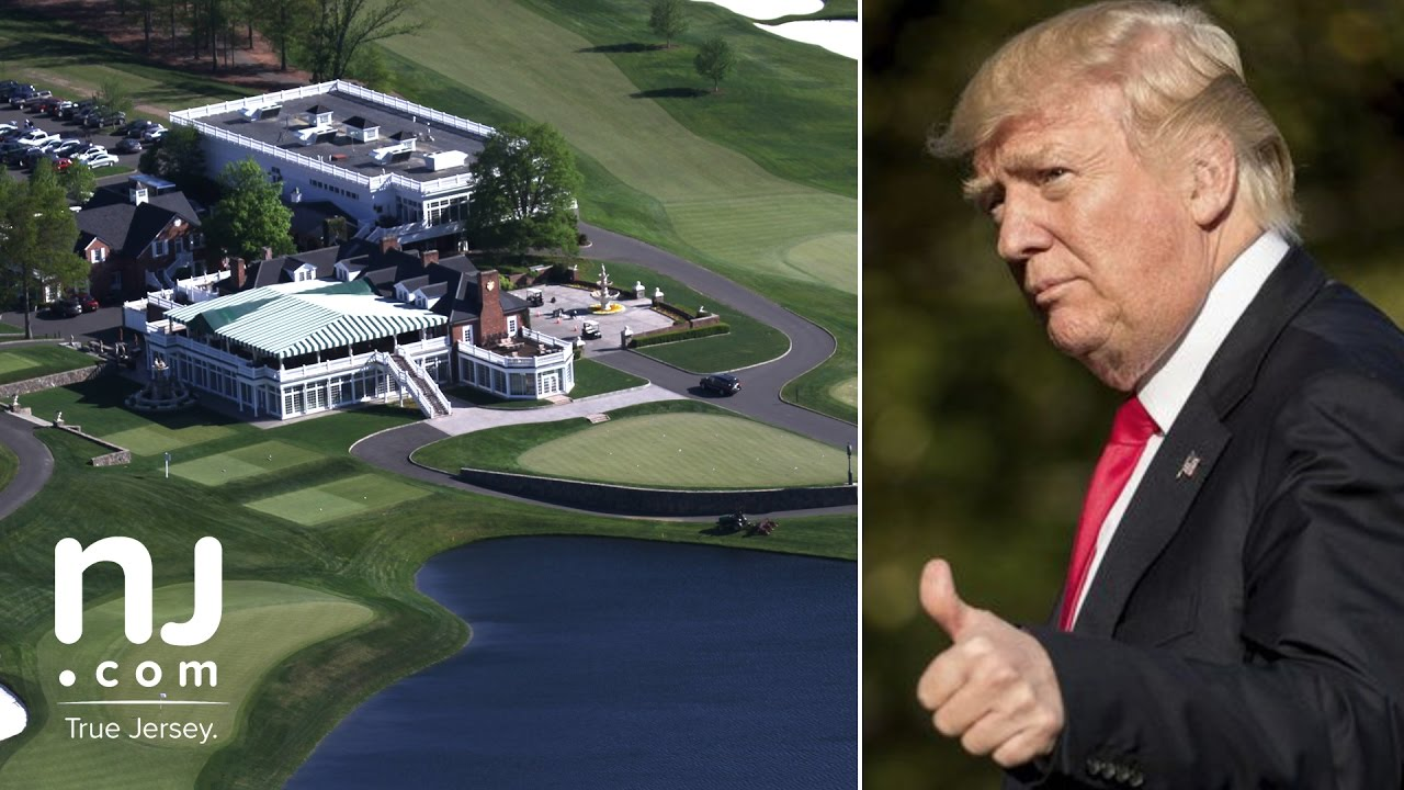 A Glimpse At Trump 39 S Summer 39 White House 39 At Bedminster