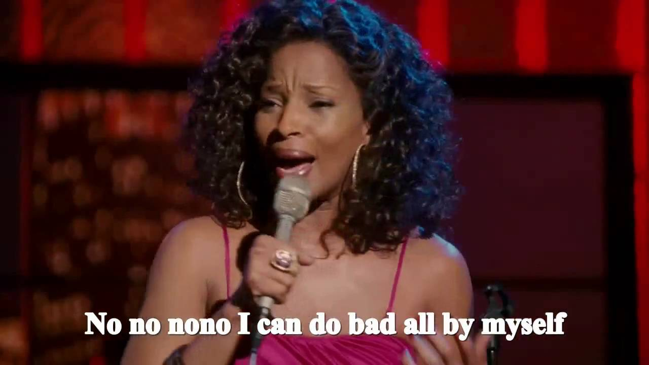 Download I Can Do Bad All By Myself - Mary J. Blige (Lyrics) (HD)