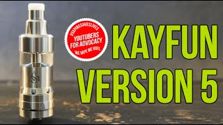 the Kayfun V5  Flavor land
