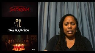 Chilling Adventures of Sabrina   Teaser: Happy Birthday [HD]   Netflix (2018)   Reaction