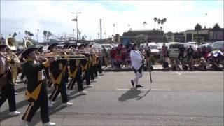 Concord Minutemen Marching Band @ 2015 Santa Cruz Band Review